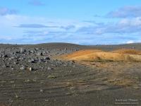 Etappe  Fáskrúðsfjörður – Egilsstaðir – Lagarfljót – Egilsstaðir – Grímsstaðir – Dettifoss – Grímsstaðir
