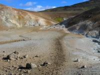 Etappe  Grímsstaðir – Krafla – Mývatn – Laugar – Húsavík