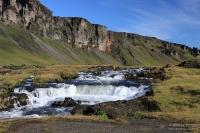 Etappe  Kirkjubæjarklaustur – Skaftafell – Jökulsárlón – Nesjahverfi – Höfn