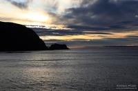 Øksfjord – Hammerfest – Havøysund – Honningsvåg – Kjøllefjord – Mehamn – Berlevåg