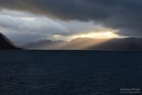 Mehamn – Kjøllefjord – Honningsvåg – Havøysund – Hammerfest – Øksfjord – Skjervøy – Tromsø