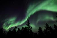Ukonjärvi, Finnland, 17./18. März 2015 --- Severe Geomagnetic Storm --- Geomagnetische Aktivität Kp8-