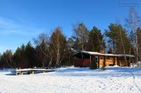 Ukonjärvi, Inari, Finnland