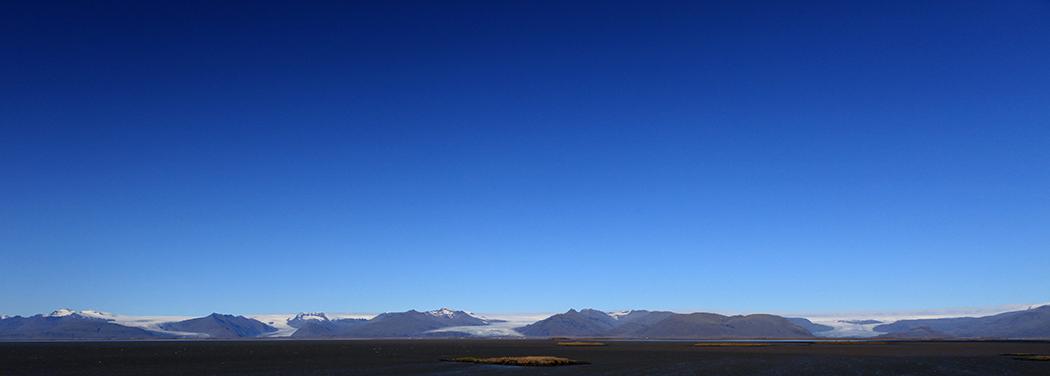 Diffuses Himmelsblau